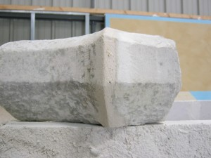 réparation pierre